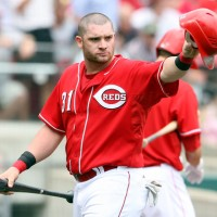 Jonny Gomes Traded to the Nationals and Yonder Alonso Called Up by Reds