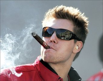 Jonathan Papelbon led a rockstyle life while being the closer in Boston.  It is one of the hardest pressured gigs in all of baseball