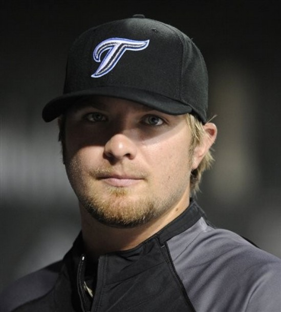 Kyle Drabek establishing himself as one of the Starting Pitchers in the rotation - will go a long way in this teams success in 2014.  In the roundabout way of the assets from the Roy Halladay trade, it is essentially he, Anthony Gose and R. A. Dickey representing the Blue Jays in the chain, where Noah Syndergaard and Halladay were the only meaningful drafted assets surrendered
