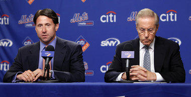 The Wilpon Gang has a once proud franchise sitting in the bottom 25 percent for team payroll despite playing in the 2nd largest populated base in the USA.  If something doesn't change soon, the MLB should enforce a change in ownership.