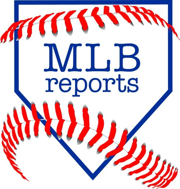 MLB reports logo