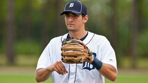 Nick Castellanos just turned 22 and is projected to be the everyday Staring 3B for the Tigers.  Listed as Baseball America's 37th best prospect in the MLB, he features a career Minor League Slash of .303/.359/.445 in 1601 AB.  Is he ready for the MLB?  By singing Drew for a few years would also provide protection for Castellanos during 2014 and 2015, even if Iglesias comes back early.