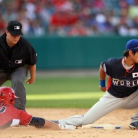 MLB All-Star Futures Game 2011:  World Team Preview