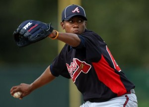 Julio Teheran was ranked #4 by Baseball America in 2012.  A subpar year in Gwinnett - coupled with a less than stellar stint with Atlanta has him now only ranked #31 in 2013.