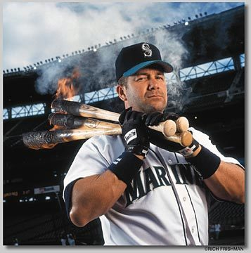 Edgar Martinez might just be the best DH of ALL-Time,  It would be a good case of Ortiz vs him.  Martinez was a 7 Time ALL-Star 5 Time Silver Slugger Award Winner and had a 3 Slash line of .312/.418/.933.  Will he be the 1st ever Primary DH to be inducted into the Hall?