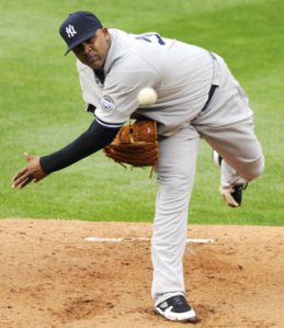 Where everyone else seems to struggle at New Yankee Stadium, Sabathia has gone 33-11 with a 2.99 ERA and a 1.069 WHIP for his career there.