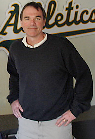 "Billy  Beane's great 2012 year ended with him winning the Sporting News ""Executive of the Year"" in The MLB.  He would really love a Playoff Series Win in 2013"