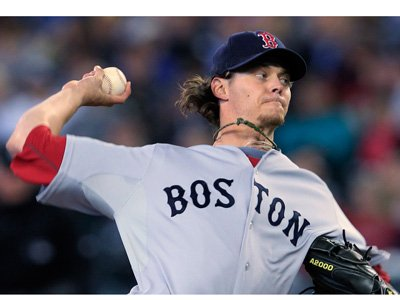 Clay Buchholz was one of the best AL SP in 2010 - going 17-7 with a 2.33 ERA.  The man was 7th in Wins, 2nd in ERA and 4th in Win Pctg - all culminating in his ALL-Star Year and a top 6 AL Cy Young Vote.