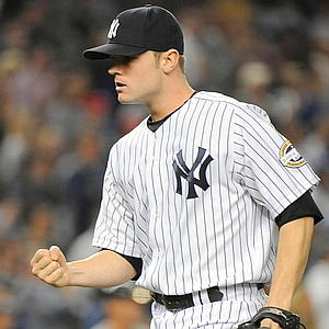 David Robertson would command a nice return on the trade market.  This Yankees team could easily give the reigns to Dellin Betances for 2015 as a replacement.  D-Rob will likely be due a big raise from the 2014 salary of $5.2 MIL.  The team could benefit from some assets back in the deal.