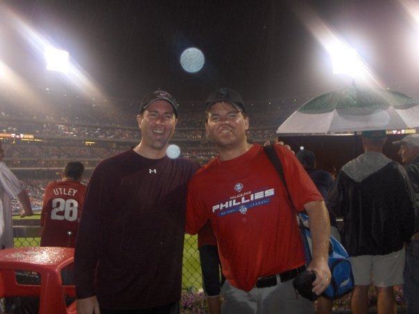 One of the many games I have witnessed at CBP with a rain delay.  I