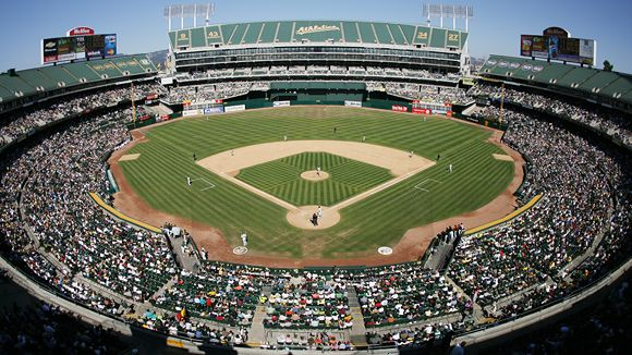 The A's will have home stadium advantage for Games 1, 2 and 5 versus the Detroit Tigers.  In my honest opinion, I expect Oakland to beat Detroit in Game #1 of this series.  Should they do that, you may be in a situation where you could hedge this Series bet afterwards.