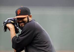 Romo will be 31 when the MLB season starts.  Last campaign, the 6 year Veteran registered 38 Saves for San Francisco.   If the Giants can also improve on their 76 win year, this should help.