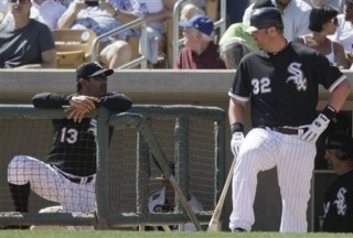 Adam Dunn has finally put together an awesome week this year.  He hit for a 3 Slash Line of .389/.455/1.510 - with 4 HRs and 8 RBI.  His efforts didn't stop the team from losing 4 straight, however he is the MLB Reports AL Hitter of The Week!