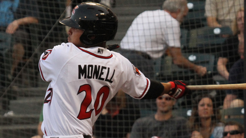 Johnny Monell has been a great contributor to the Fresno Grizzlies this season, and deserves consideration for a roster spot