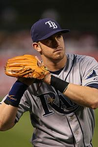 Evan Longoria is signed through the year 2023. He was earmarked as the 'franchise player' - and locked up early into his career.  His deal will earn him $145 MIL over the course of 15 years worth of service.