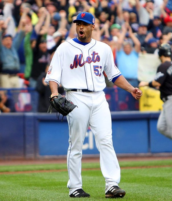 Johan Santana signed a 6 YR/$137.5 MIL deal with the Mets prior to the 2008 season.  He only managed to start in 109 Games for the franchise in his stint.  With a 2nd shoulder surgery coming - he is likely finished for his Career.  He will receive a $5.5 MIL Buyout for the team declining his 2014