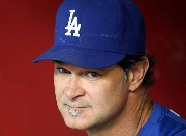 Don Mattingly has a Managerial Record of 260 -225 (.536) in his 1st 3 years as Dodgers Skipper.  Among the totals in this year - was that he guided the club to a 62 - 30 record during the last 92 Games this year.  The Dodgers were knocked out the NLCS Round versus the Cardinals
