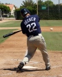 Interview with Jaff Decker:  Padres Prospect and Future MLBSuperstar