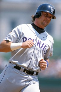 No other Rockies player took advantage of the Pre-Humidor Days more than Larry Walker, who was a .381 career hitter at Coors Field compared with a .282 average for the rest of the MLB Parks combined