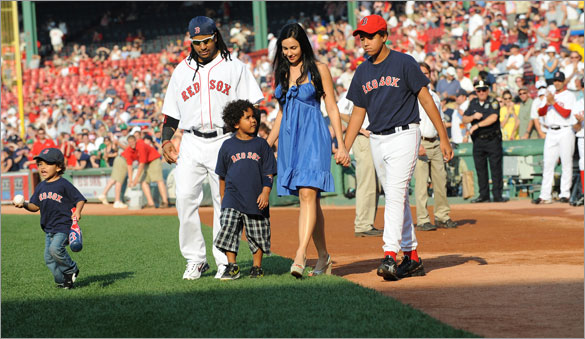 Manny was beloved in Boston from the years of 2001 - 2007.  He and David Ortiz provided the best 3 and 4 hitter lineup in the American League.  But what is to make of the PED use.  Can we take Manny seriously at face value for his historical run with the Beantown club?  Even Ortiz has been rumored to be on that lost of 103 players that tested positive during the Players Association agreement with the MLB to allow themselves to be tested - in order to see how rampant drug use was.