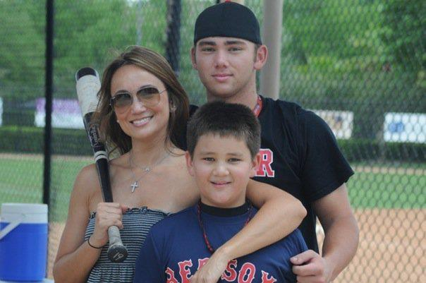 Mariana Bichette Interview Meet A Real Life Baseball Mom And Wife Mlb Reports