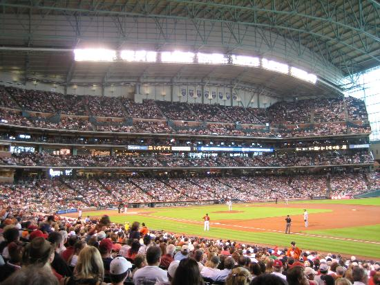Minute Maid Park is jacking prices for Opening Day