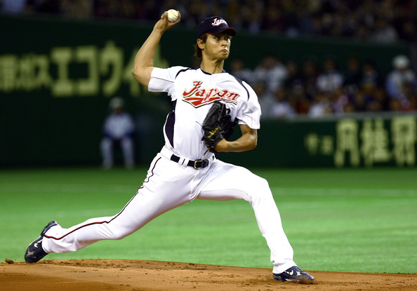For some pitchers, like Yu Darvish in 2009, the WBC can be a great way to get noticed internationally.