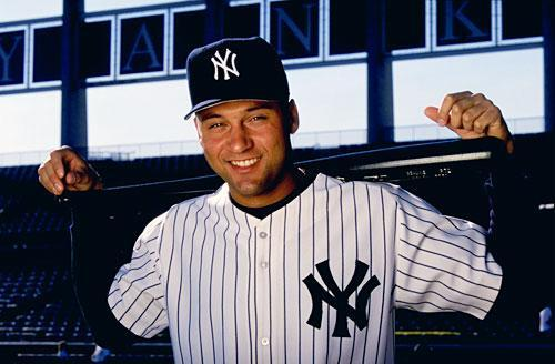 Derek Jeter. The Yankee Captain. A future Hall of Famer.  Last October, Jeter broke his ankle during the American League Championship Series.  All off-season, it was reported that Jeter would be ready for Opening Day.  After a series of set-backs, it has now become clear that due to a small crack in his ankle, Jeter will not be ready until after the All-Star Break. Can the Yankees survive without their captain? Only time will tell.