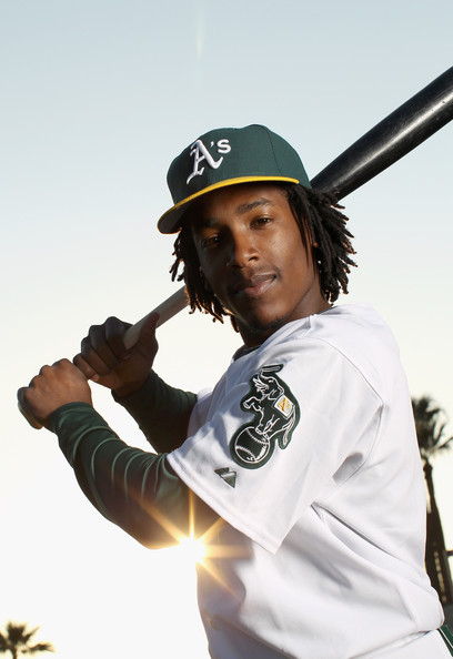 Jemile Weeks had a great 2011 campaign - hitting for a 3 Slash Line of .304/.340/.761 - with 22 SB and 50 Runs Scored in just 406 AB.  He struggled in 2012, regressing to a Slash of .220/.305/.609 in 444 AB - before being subsequently replaced.  With the Orioles potentially non-tendering Johnson anyway, this kind of flier just may end up working out for Baltimore in the long run if Weeks can make the squad in 2014 or beyond.
