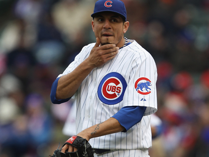 Garza has a winning pedigree, and considering some of the other #2 or #3 Starters recently signing big contracts, $13 MIL a year for this guy is not bad at all. Perhaps the Cubs signed the wrong guy all along. HMMM. a 4 YR deal for a $52 MIL deal sounds a lot like Edwin Jackson's deal, however I definitely would want to have the former Cub, Ranger, Ray and Twins player.