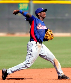 Jurickson Profar will bide his time until the club decides to trade Elvis Andrus.