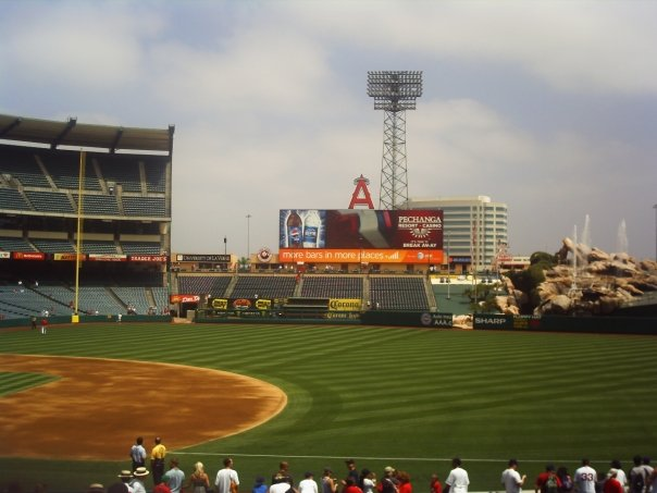 With the Angels having home field advantage throughout the playoffs, it is imperitive