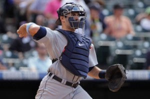 Alex Avila tailed off in 2012  after his thunderous offensive year in which he won A a Silver Slugger Award for the Catcher position