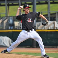 Ben Henry Interview:  Representin' the Hickory Crawdads Bullpen
