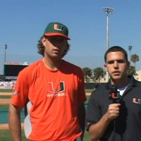 "Cade Kreuter ""The Crocodile Hunter"" Interview:  Miami Hurricanes and 3rd Generation Baseball Prospect"