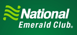 With National Car Rental and The Emerald Club, Green Means Go®. The Emerald Club is designed to make your car rental experience faster and more convenient. You can enjoy special privileges reserved for frequent renters every time you rent.