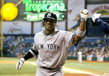 With Alfonso Soriano now there to protect Cano, the Second Baseman has lit the world on fire over the last 30 days, hitting .381, with 45 Hits, 5 HRs and 27 RBI.  Both he and Soriano have been the leaders on offense, helping the prior anemic woes of the team.