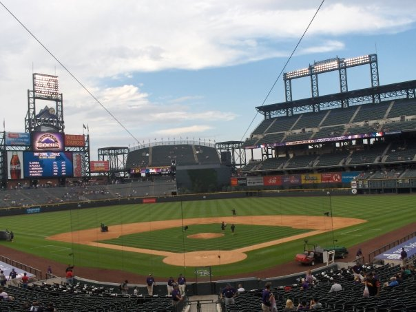 Coors Field is still a hitting haven.  While the averages have all dipped approximately 10% since the Humidor was placed into the facility over a decade ago, it still remains the premiere place for any of the MLB'ers to bat.  Some of the organizational players will not hit as good on the road, with playing in the NL West, in cavernous parks like Dodger Stadium, Petco Park and AT & T Park, however the weight will only affect their overall numbers away from the thin air.  Historic players like Larry Walker and Todd Helton displayed good road numbers, despite their gawdy home statistics, however they will never be looked in the same eye.