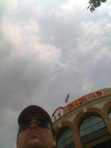 Chuck Booth Citi Field Aug.05/09