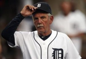 Jim Leyland detroit tigers
