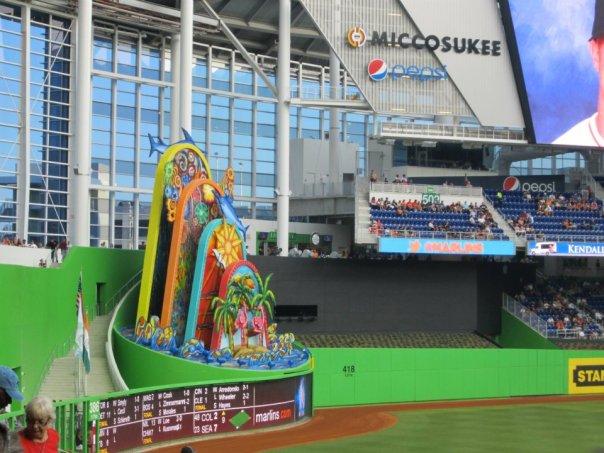 With the trades of last year Major League Roster for Top Prospects, it could be  a lean year at the turnstiles of New Marlins Ballpark
