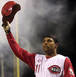 Former Reds great Barry Larkin will manage the promising Brazil team