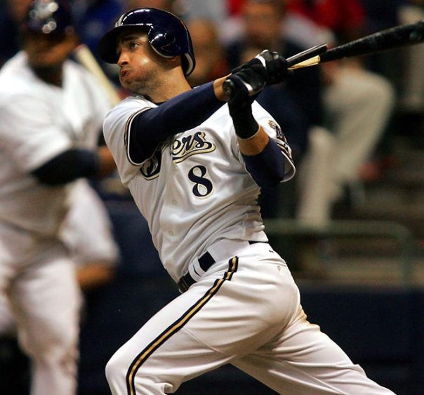 Ryan Braun's 162 Game Average is scary for Pitches.  .37 HRs, 118 RBI, 113 Runs Scored, 41-2B, 23 SB, 200 Hits and a .313/.374/.943 Slash Line