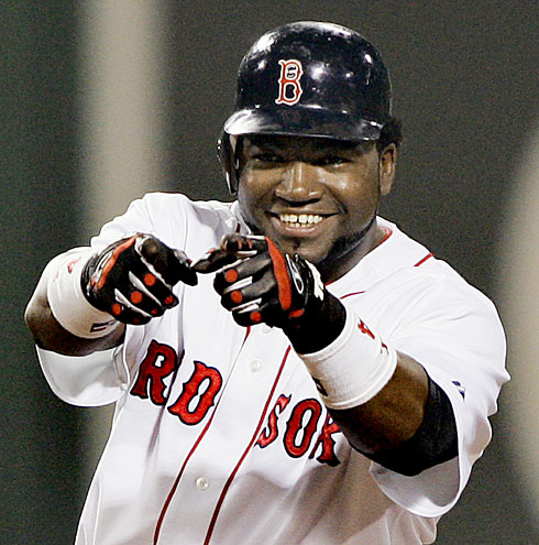 David Ortiz has been crushing the ball at an all time rate since rejoining the club just 4 weeks ago.  In just 24 Games Played this season - he has a 3 Slash Line of .362/.408/1.089 - with 7 HRs and 29 RBI.  He is still the premiere DH in the AL - and could go along way in Boston making a return to the playoffs in 2013