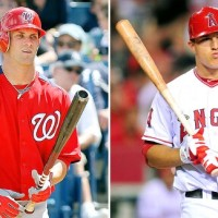 Mike Trout vs. Bryce Harper: Who is the Biggest Prospect in Baseball?