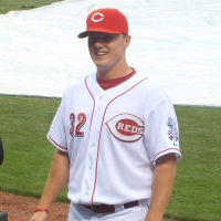 Jay Bruce:  The Reds Have a Young Budding Superstar in the Outfield