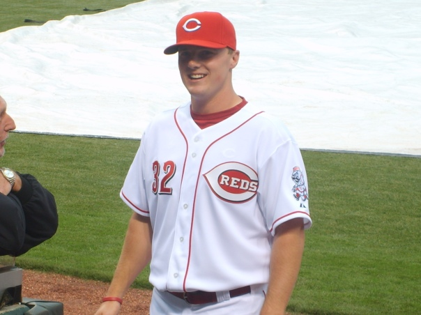 Jay Bruce has won back to back Silver Slugger Awards in 2012 and 2013, and also consecutive top 10 finishes.  At just 26 Years old, he is one of the premiere power hitters in all of the Nationals League.  The team locked him up to a 6 year deal with an Option prior the 2011 season.  Bruce is owed about $50 MIL over the next four years, and is a bargain for the 30+ HR and 100 RBIs he may put up every year going forward.