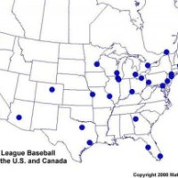 The Traveling Salesman Problem: 30 MLB Stadiums In Record Time