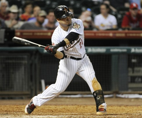 Jose Altuve was named an ALL-Star Reserve at 2B in 2012 with his .309 AVG in the 1st half and after appearing in the 2011 Futures Game.  He hit .290 with 33 SB and 80 Runs in his 1st full season.  He is under club control until 2018.