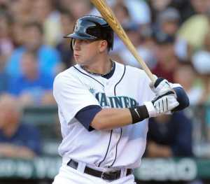 Justin Smoak finally cracked the 20 HR plateau for the 1st time in his career during the 2013 year.  He 3 Slashed for .238/.334/.746 in the entire year, and is finally showing some promise towards the future.  Smoak was the main piece back in a 2010 trade to the Texas Rangers in exchange for the soon to be Free Agent Cliff Lee.  The Mariners could have 5 players near the 20 HR plateau with Saunders, Cano, Smoak, Seager and Hart as part of the Opening Day Lineup.